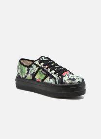 Sneakers Dam Basket Flores Y Corazones P