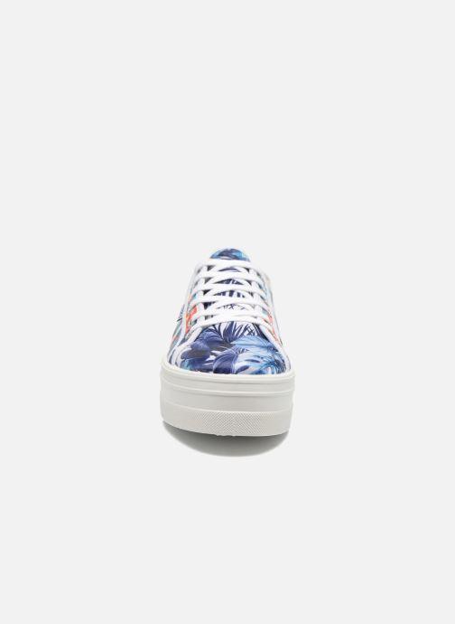 Baskets Victoria Basket Flores Y Corazones P Multicolore vue portées chaussures