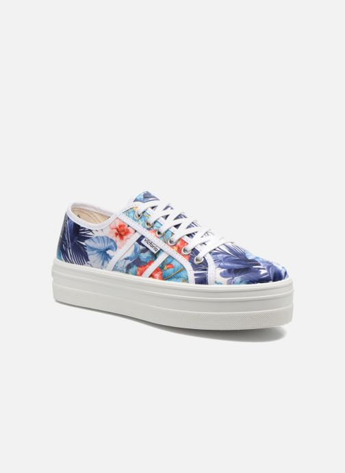 Trainers Victoria Basket Flores Y Corazones P Multicolor detailed view/ Pair view