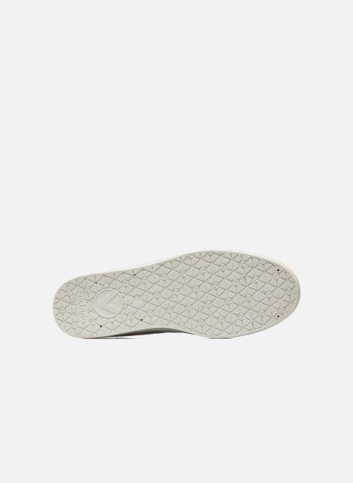 Sneakers Victoria Basket Tejido Lurex Argento immagine dall'alto