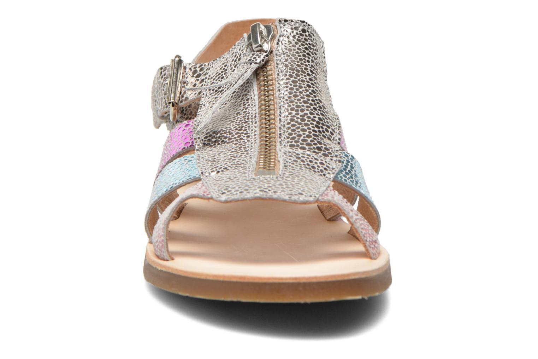Sandales et nu-pieds Yep Daisie Multicolore vue portées chaussures