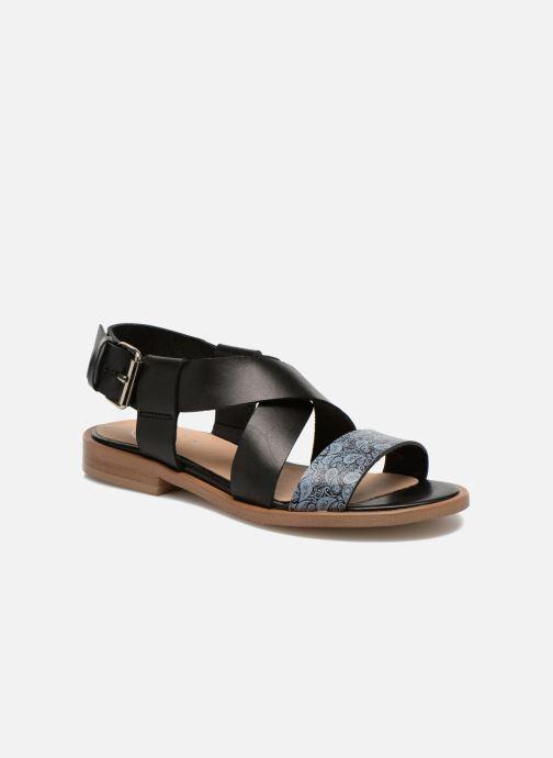 Sandales et nu-pieds Yep DanyB Noir vue détail/paire