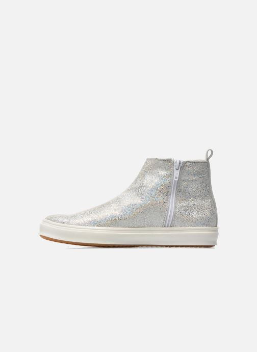 Ankle boots Yep Clarita Silver front view