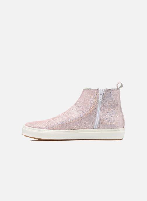 Boots en enkellaarsjes Yep Clarita Roze voorkant