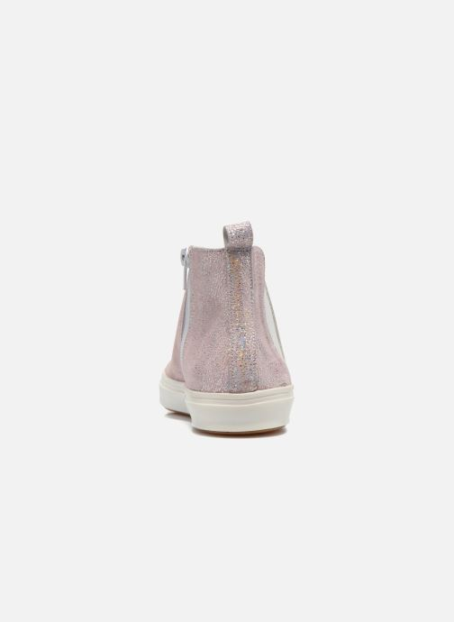 Boots en enkellaarsjes Yep Clarita Roze rechts