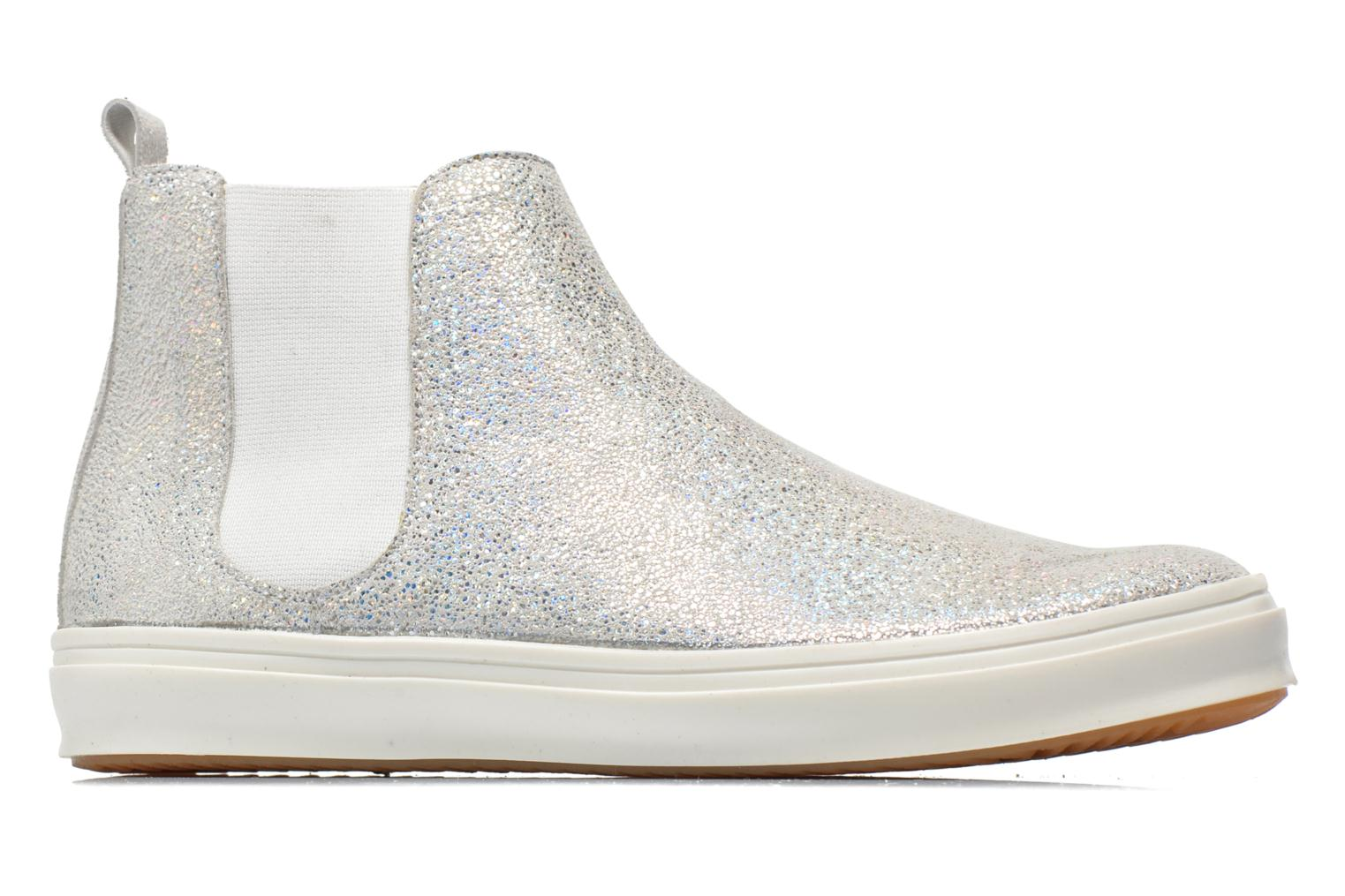 Ankle boots Yep Clarita Silver back view