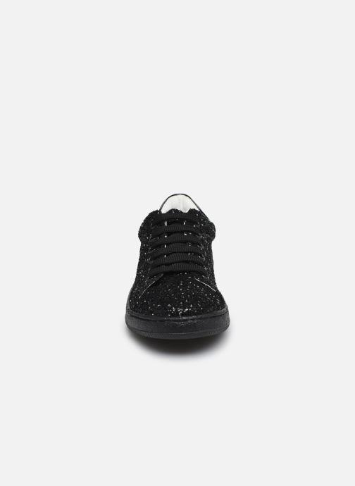 Sneaker Yep Eden schwarz schuhe getragen