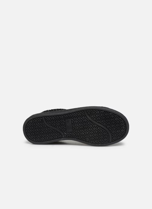 Sneaker Yep Eden schwarz ansicht von oben