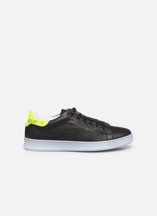 Sneakers Yep Eden Zwart achterkant