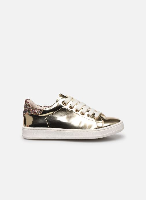 Trainers Yep Eden Bronze and Gold back view