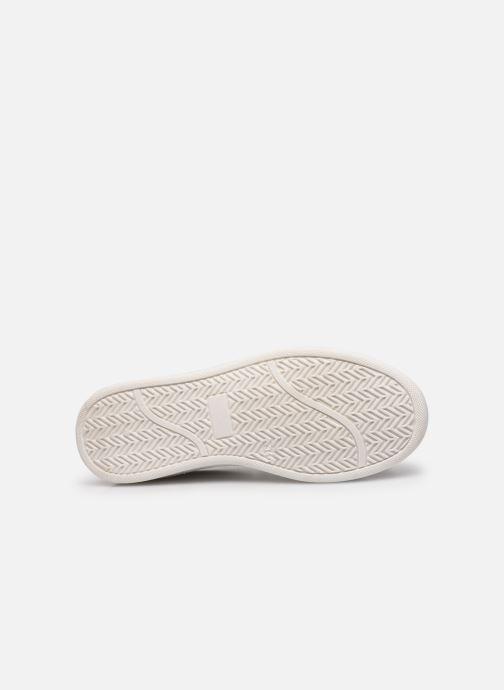 Sneaker Yep Eden silber ansicht von oben