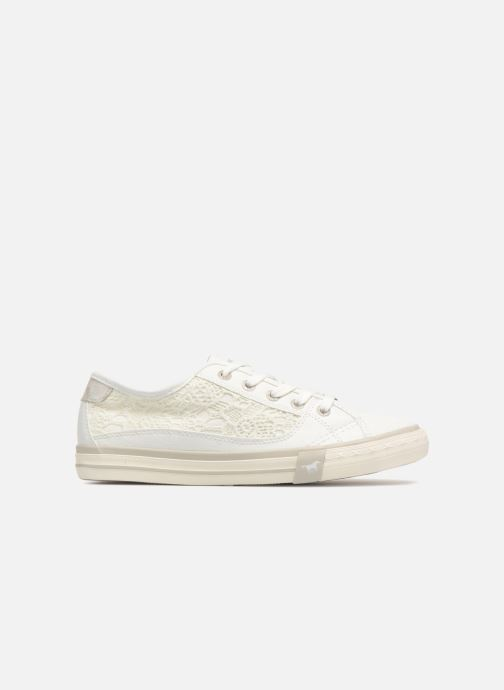 Sneakers Mustang shoes Smith Bianco immagine posteriore