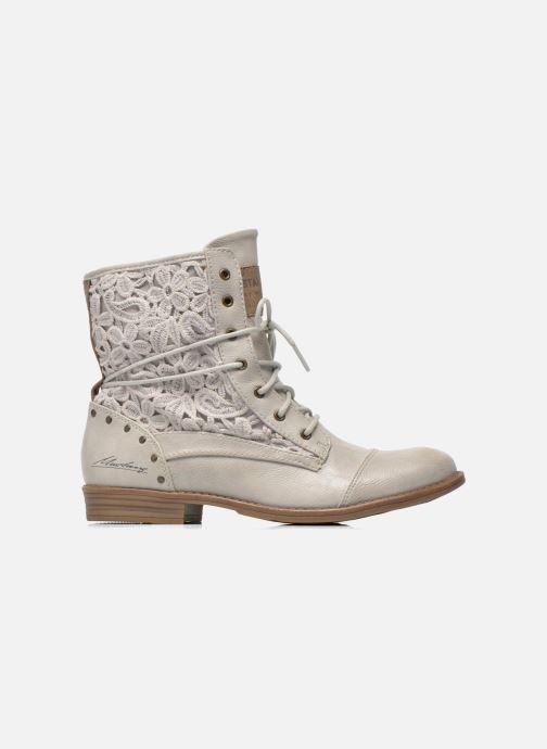 Bottines et boots Mustang shoes Freeze Gris vue derrière
