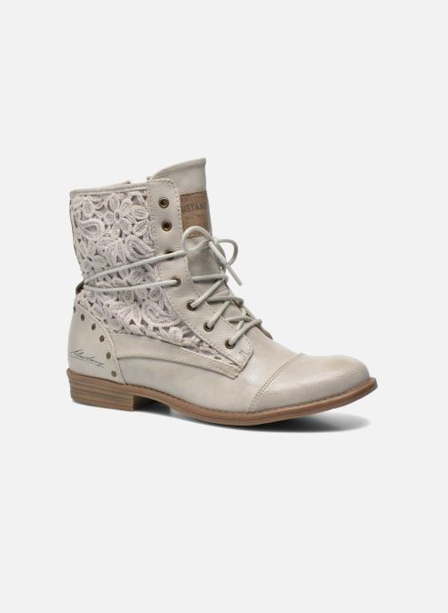 Ankle boots Mustang shoes Freeze Grey detailed view/ Pair view