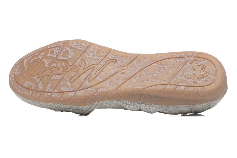 Ballerine Mustang shoes Lisle Grigio immagine dall'alto