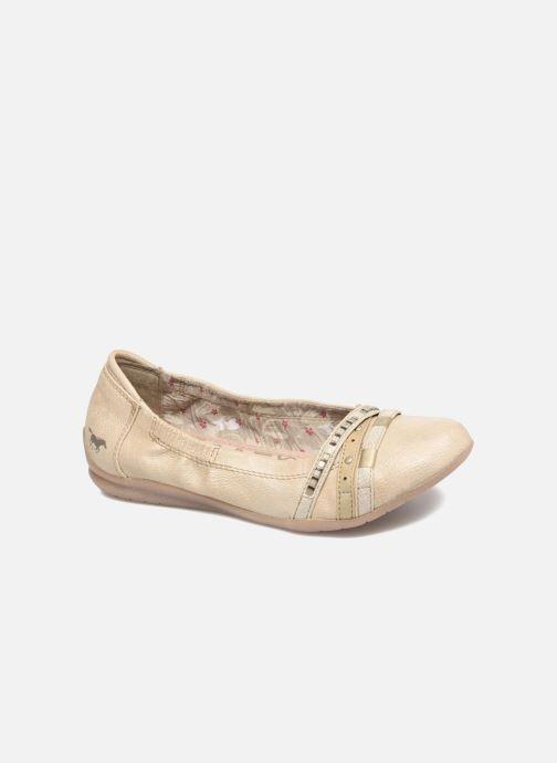 Mustang schuhe Losle (Gold bronze) - Ballerinas bei Más cómodo