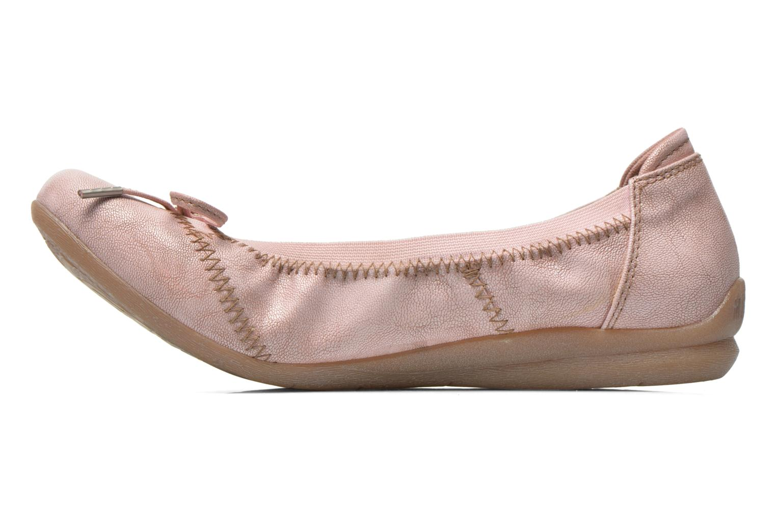 Ballerine Mustang shoes Lasle Rosa immagine frontale