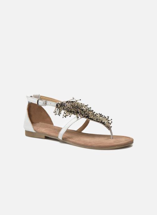 Sandali e scarpe aperte Mustang shoes Hum Bianco vedi dettaglio/paio