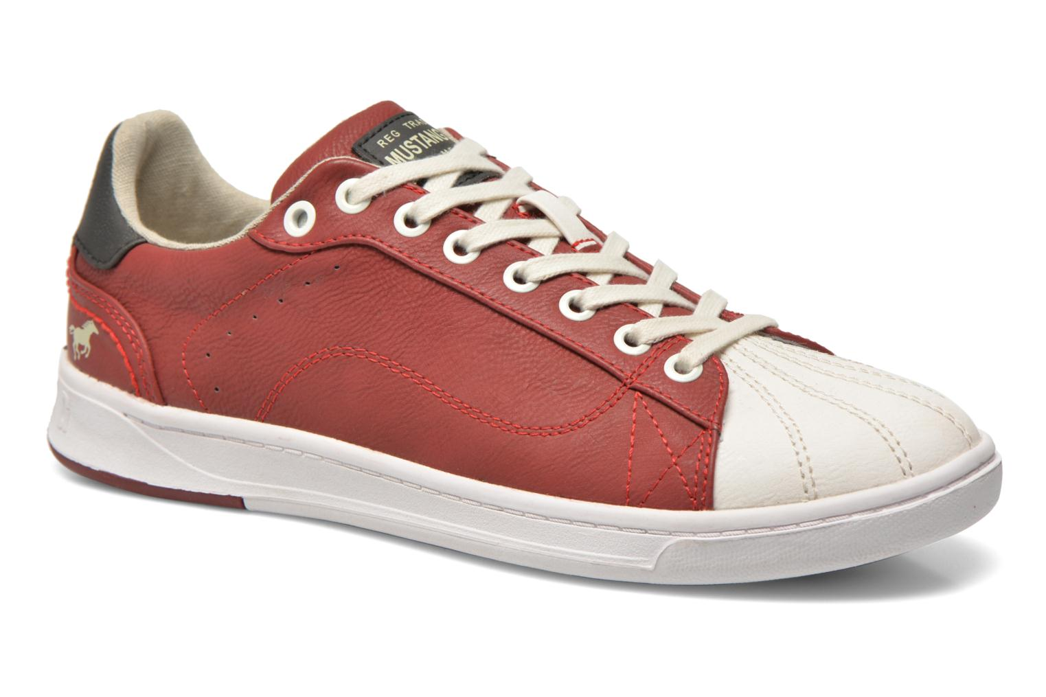 Sneakers Mustang shoes Walala Rosso vedi dettaglio/paio
