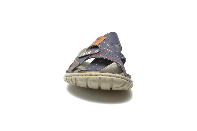 Sandaler Mustang shoes Silleul Blå se skoene på