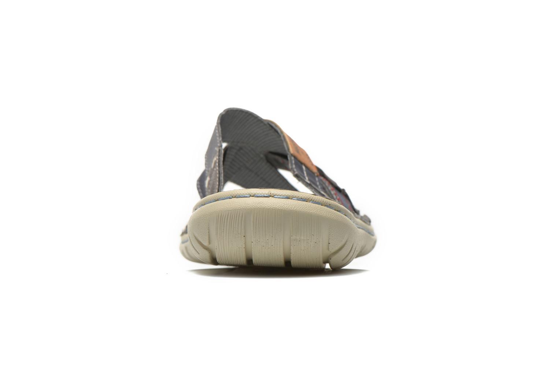 Sandaler Mustang shoes Silleul Blå Se fra højre