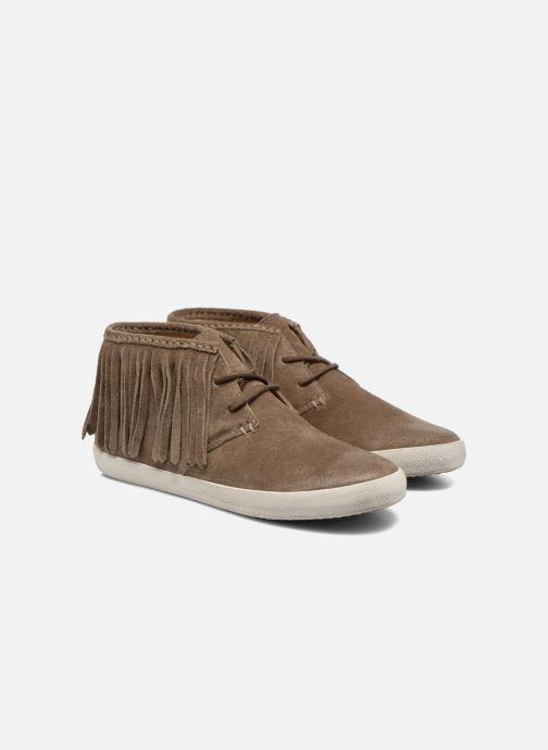 Sneakers Frye Dylan Fringe Brun 3/4 billede