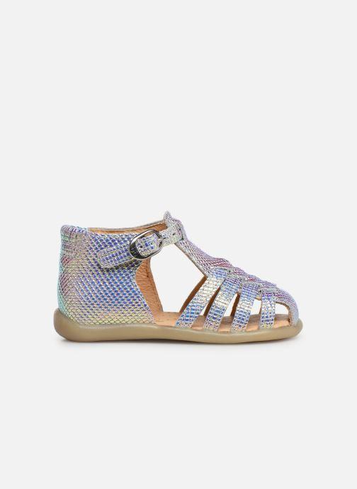 Sandales et nu-pieds Babybotte Guppy Multicolore vue derrière