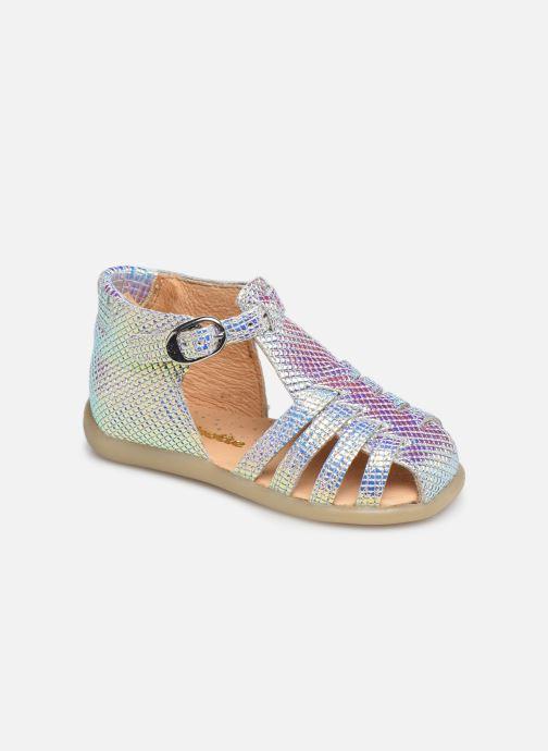 Sandales et nu-pieds Babybotte Guppy Multicolore vue détail/paire