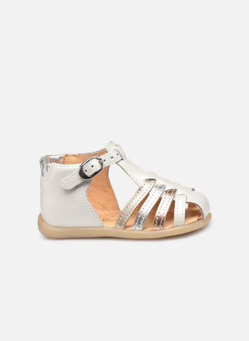 Sandales et nu-pieds Babybotte Guppy Blanc vue derrière