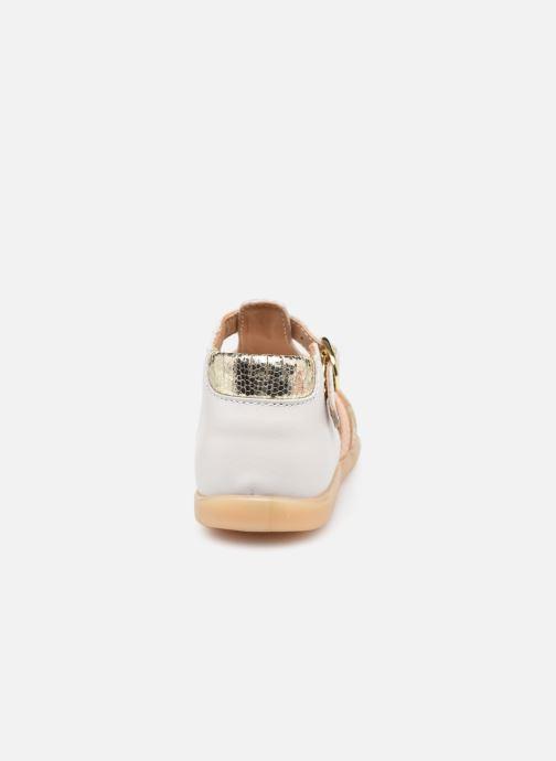 Sandalen Babybotte Guppy Wit rechts