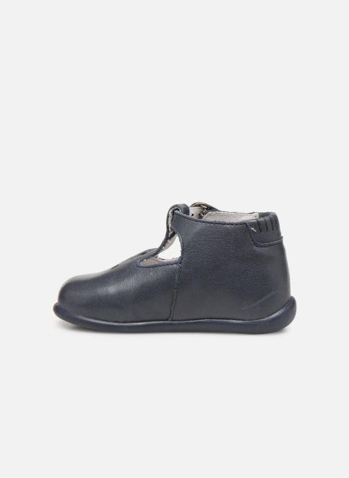 Bottines et boots Babybotte Paris Bleu vue face
