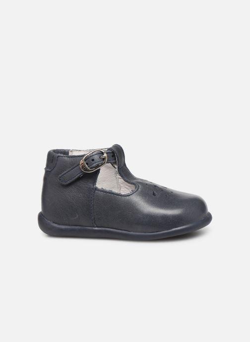 Bottines et boots Babybotte Paris Bleu vue derrière