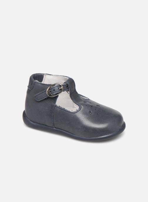 Boots en enkellaarsjes Babybotte Paris Blauw detail