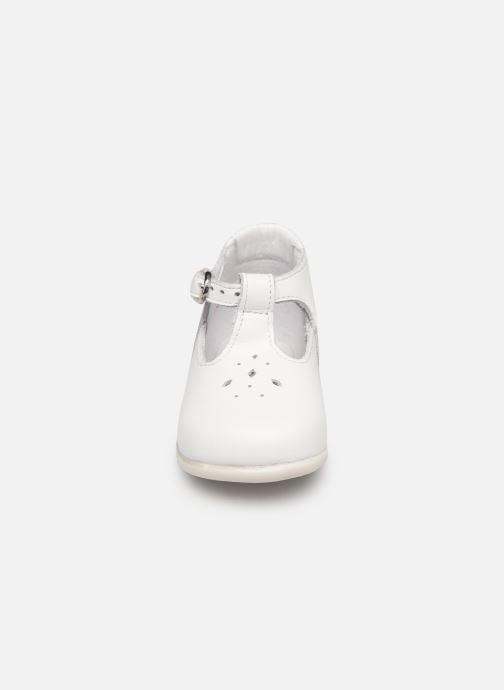 Bottines et boots Babybotte Paris Blanc vue portées chaussures