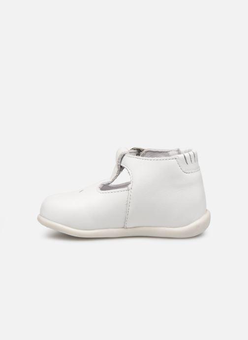 Bottines et boots Babybotte Paris Blanc vue face