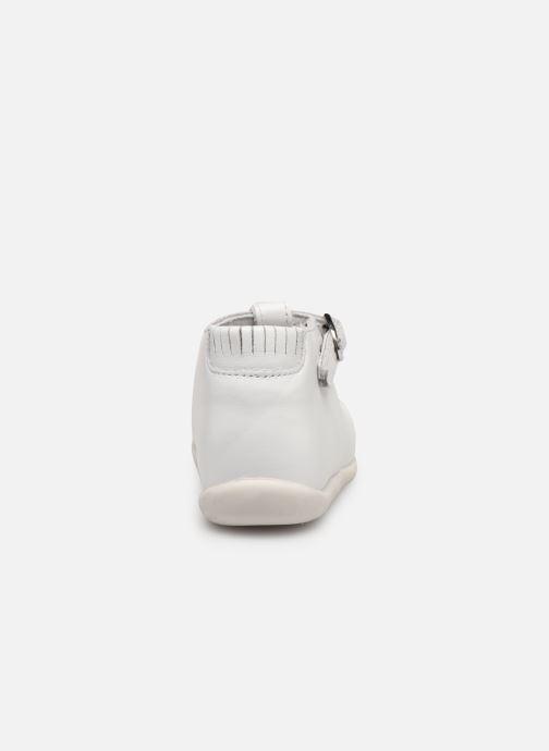 Bottines et boots Babybotte Paris Blanc vue droite