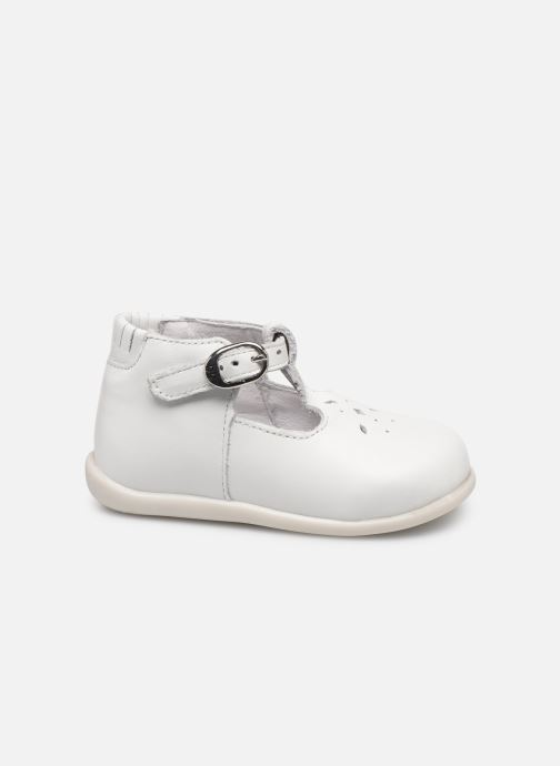 Bottines et boots Babybotte Paris Blanc vue derrière