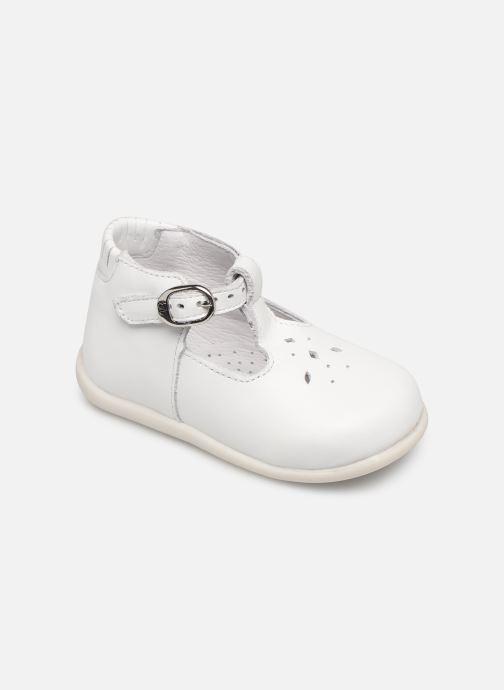 Bottines et boots Babybotte Paris Blanc vue détail/paire