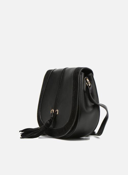 Handtaschen Georgia Rose Bonnid schwarz schuhe getragen