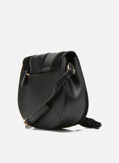 Handtaschen Georgia Rose Bonnid schwarz ansicht von rechts