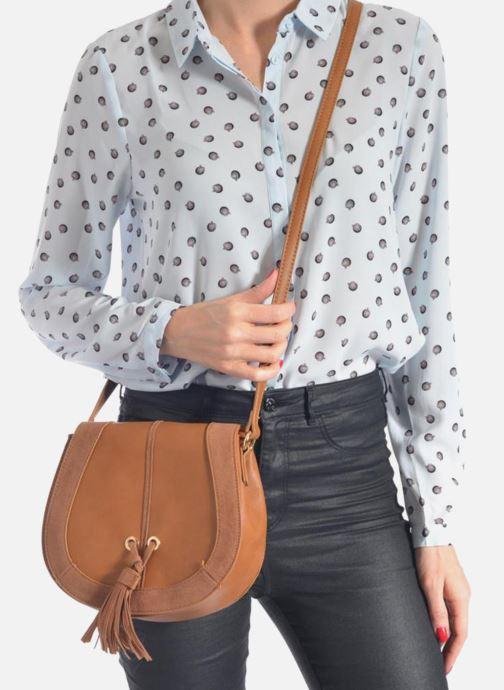 Handtaschen Georgia Rose Bonnid schwarz ansicht von oben