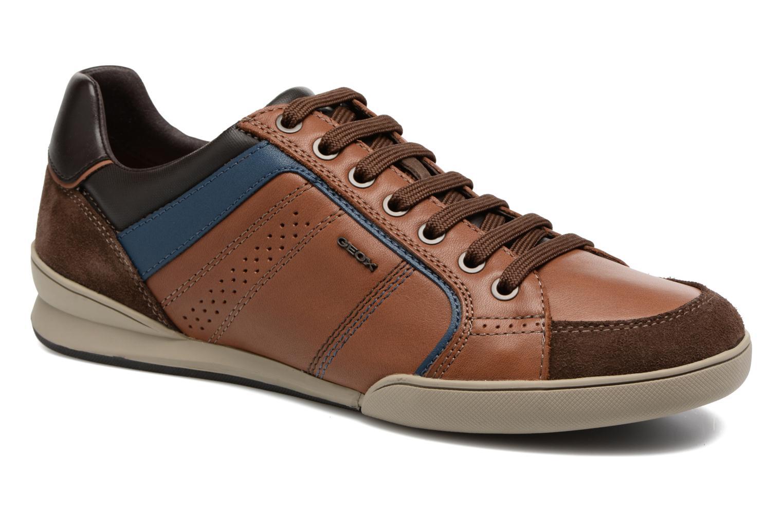 Sneakers Geox U KRISTOF A U620EA Bruin detail