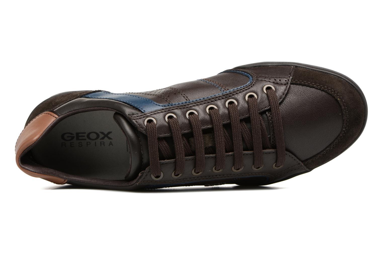 Sneakers Geox U KRISTOF A U620EA Bruin links