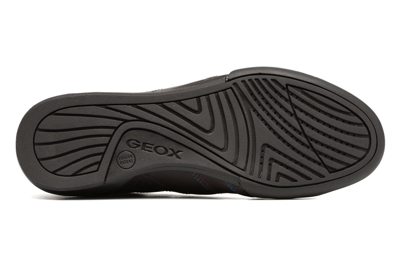 Sneakers Geox U KRISTOF A U620EA Bruin boven