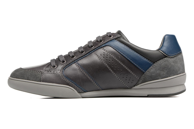 Sneakers Geox U KRISTOF A U620EA Grijs voorkant