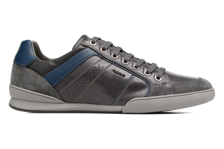Sneakers Geox U KRISTOF A U620EA Grijs achterkant