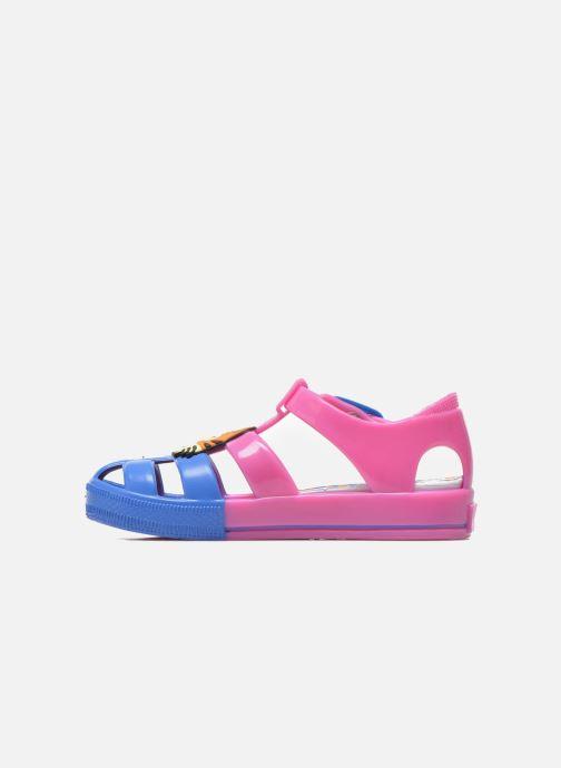 Sandalen Colors of California Jelly sandals TIGER rosa ansicht von vorne