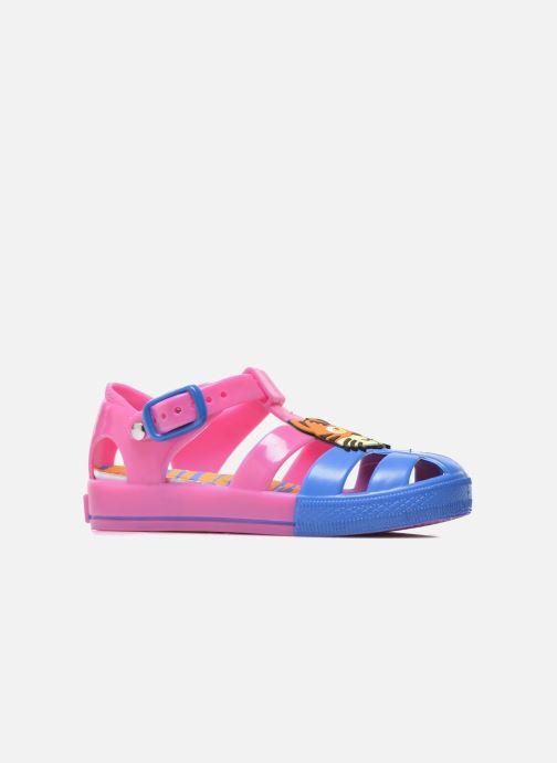 Sandalen Colors of California Jelly sandals TIGER Roze achterkant