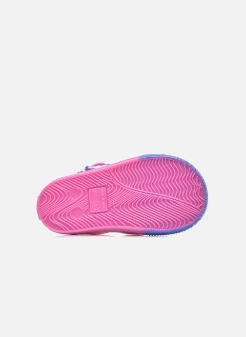 Sandalen Colors of California Jelly sandals TIGER rosa ansicht von oben