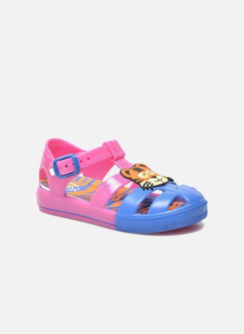 Sandalias Colors of California Jelly sandals TIGER Rosa vista de detalle / par